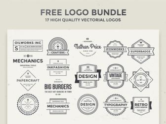 Free Logo Bundle